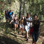 Field visit in Vistabella