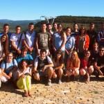 Group photo in Vistabella (By Gegantur)