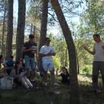 Visit to Penyagolosa Natural Parc