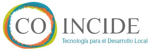Logo CO-INCIDE con texto
